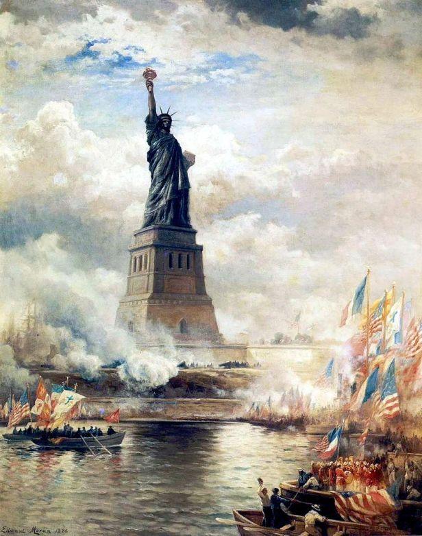 紐約自由神像