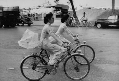 1960年代越南婦女風姿1