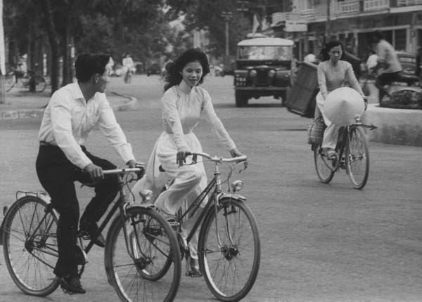 1960年代越南婦女風姿3