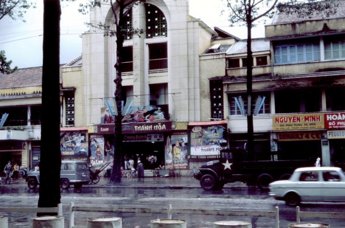 Nhà hát ở Chợ Lớn