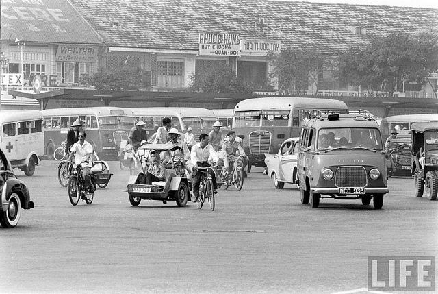 Sài Gòn 1961-4