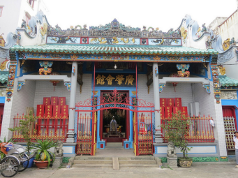 Chùa Bà Thiên Hậu (Hội quán Quảng Triệu) (2)