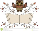 reading-owl-hand-drawn-book-floral-ornate-symbol-education-30981405
