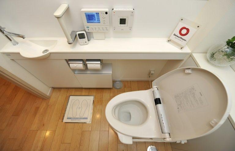 日本的廁所2