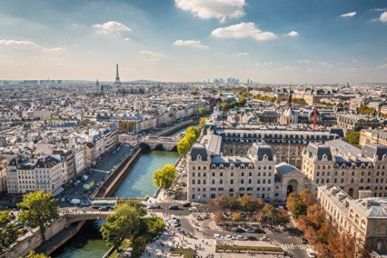 西貢的城市設計與巴黎何等相似
