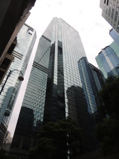 香港銅鑼灣新寧大廈