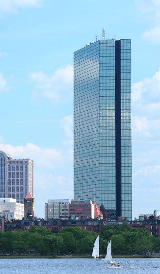 John_Hancock_Tower美國麻薩諸塞州波士頓漢考克大廈