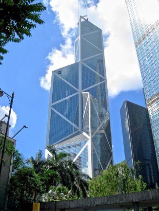 HK Bank of China Tower 中銀大廈 (香港),