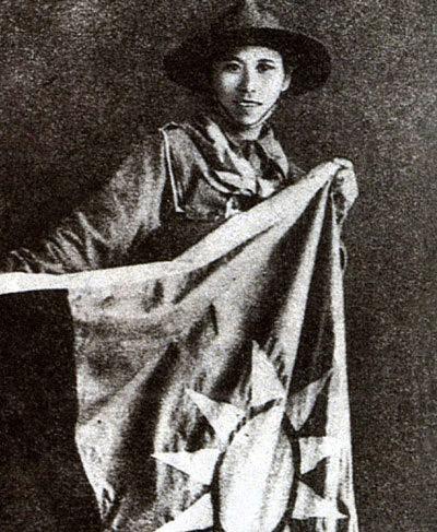 Girl_Scout_Yang_Huimin_Battle_of_Shanghai_1937